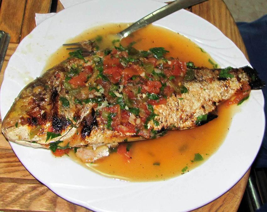 Rețeta zilei: Saramură de pește