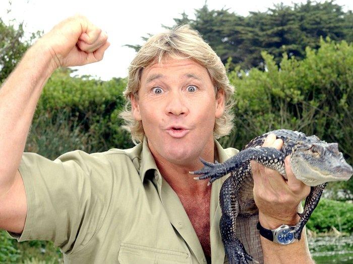 """""""Crocodile Hunter"""" va primi o stea pe Hollywood Walk of Fame"""