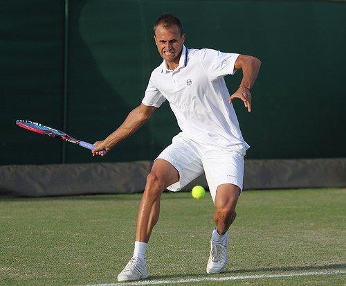 Copil e apt pentru Wimbledon. Tandem cu Verdasco, la dublu!