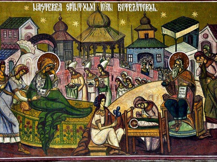 Nașterea Sfântului Ioan Botezătorul, răspunsul rugăciunii stăruitoare