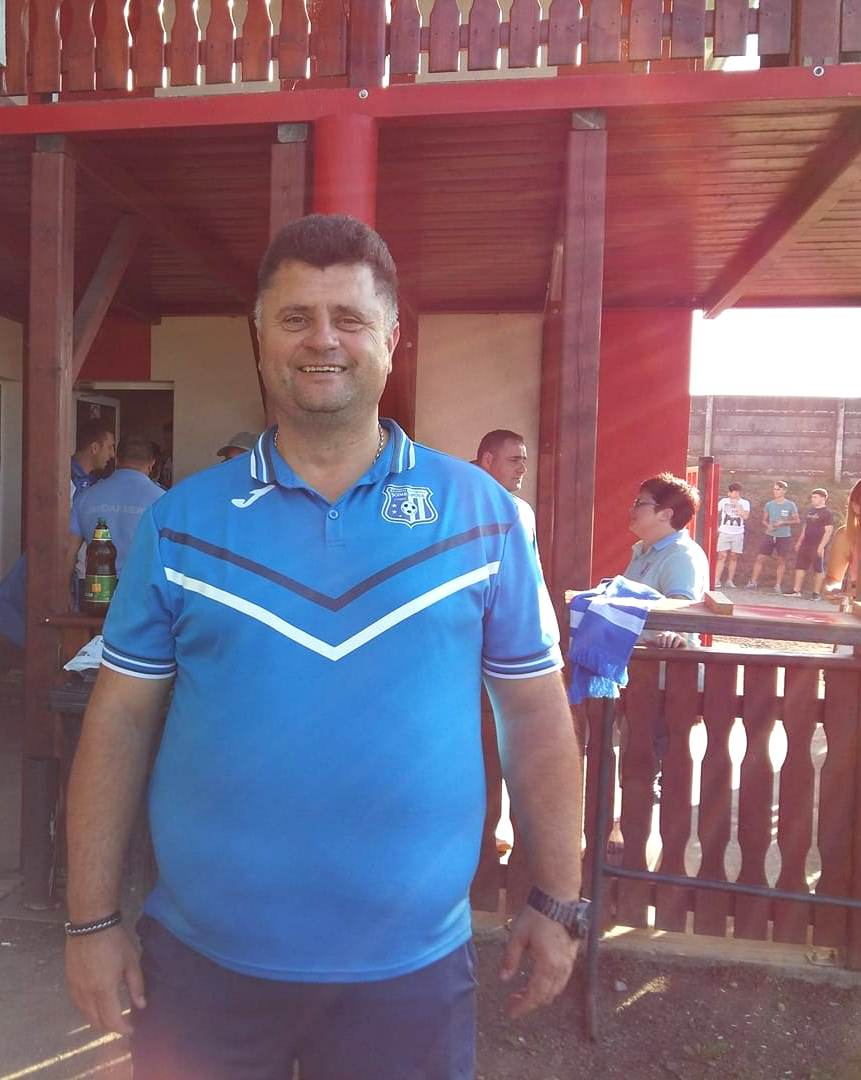 "Radu Pop, un preşedinte fericit: ""Vis devenit realitate!"""