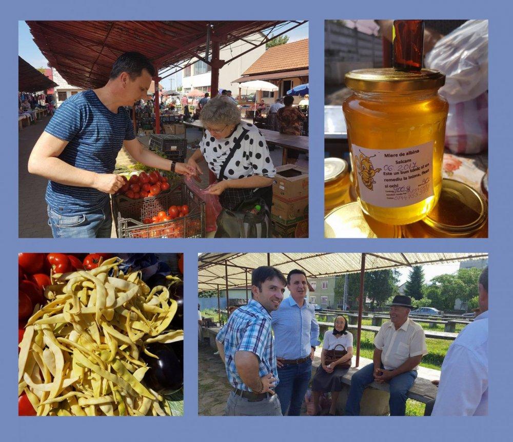Florin Tripa sprijină consumul de produse autohtone locale şi impulsionarea producătorilor din judeţul Arad