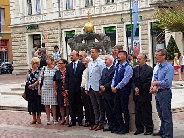 "Teatru românesc, la Liceul ""Gondocs Benedek"" din Gyula"