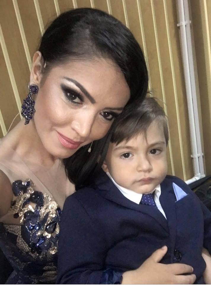 De ce este băiatul Andreei Mantea atât de supărat