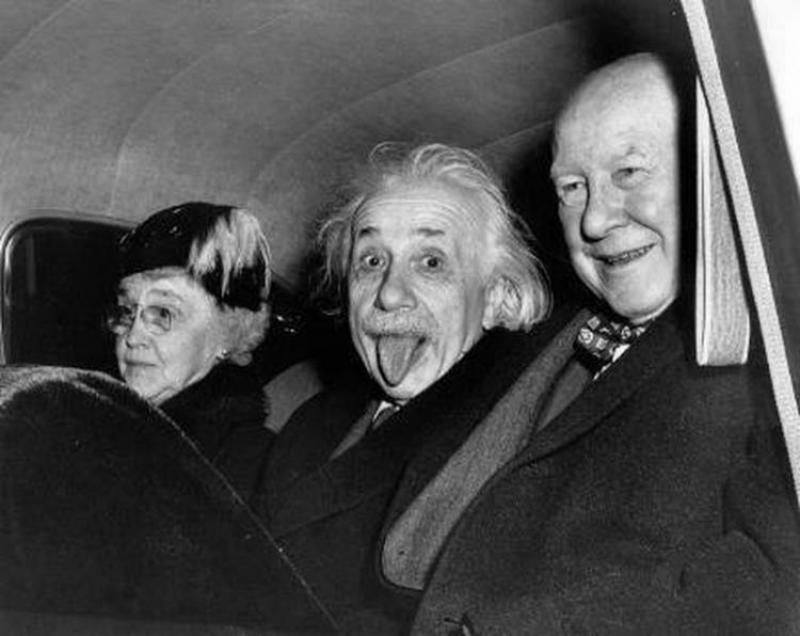 Povestea din spatele celei mai cunoscute fotografii cu Einstein