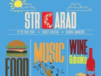 Festivalul stradal revine în Parcul Eminescu