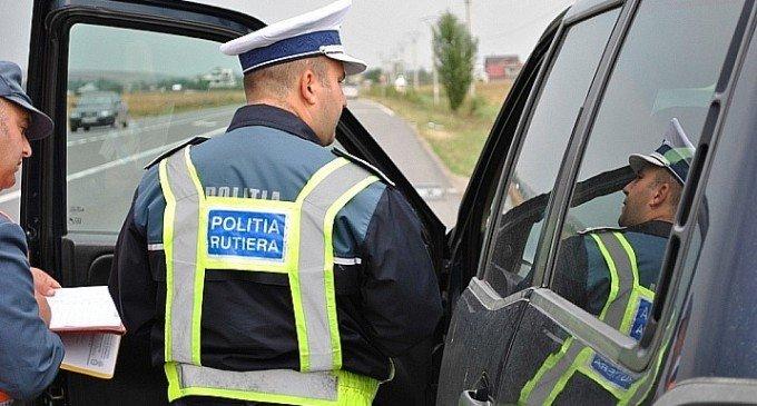 Bărbat care conducea fără permis, prins de polițiștii din Pecica