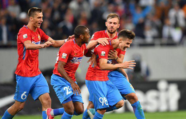 "FCSB – Lugano, meci important pentru ""roș-albaștri"""