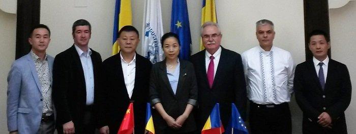 Camera de Comerț, Industrie și Agricultură Arad – mediator în procesul de atragere a investitorilor chinezi