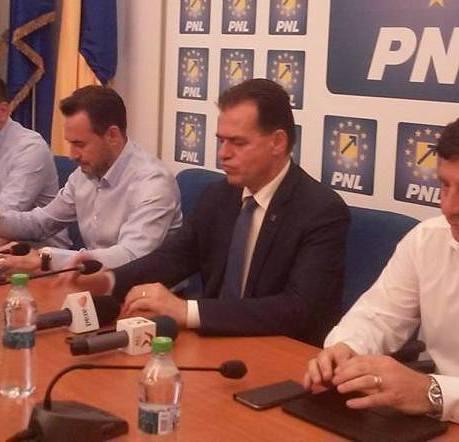 Falcă a vrut să-l dea jos pe Orban, după ce a fost eliminat de pe lista pentru europarlamentare