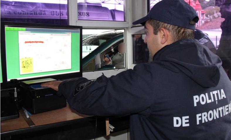 Cetăţean bulgar, depistat în Vama Nădlac cu permis de conducere fals