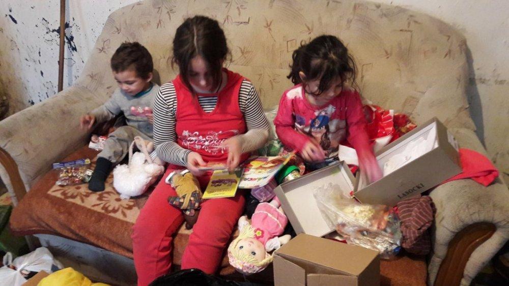 """Campania umanitară """"Trăiește Magia Crăciunului, dăruind"""", la momentul bilanțului"""