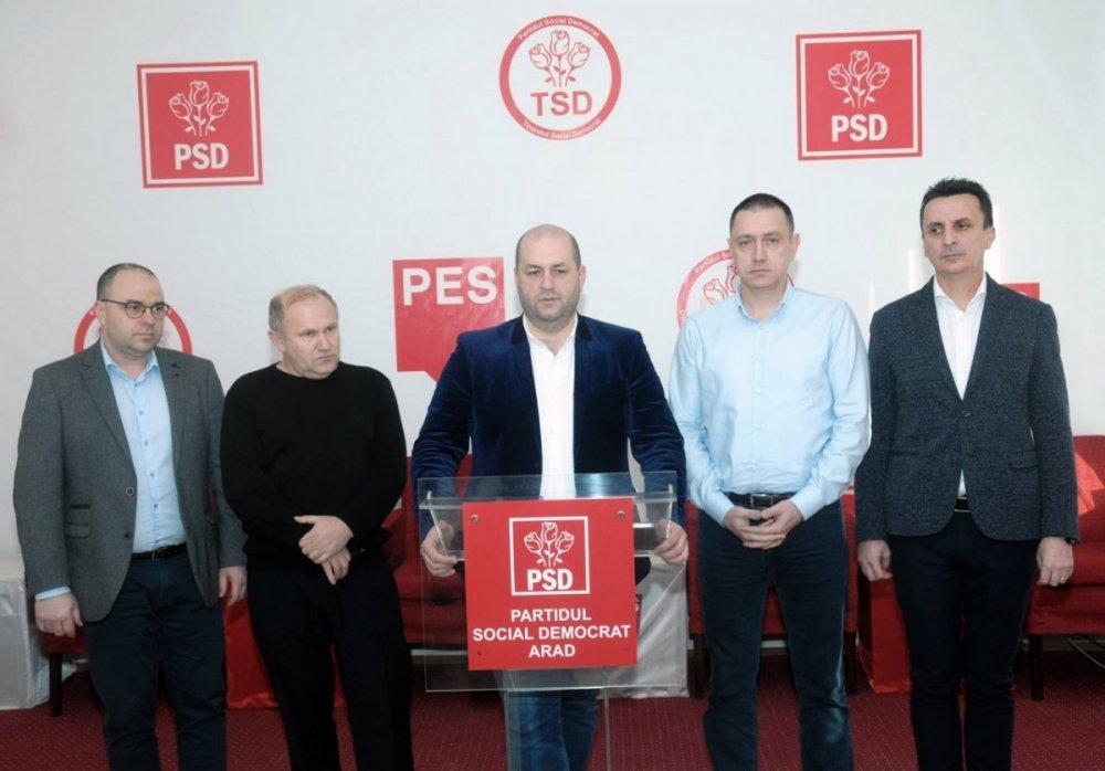 PSD şi-a desemnat potenţialul candidat de primar la Archiş