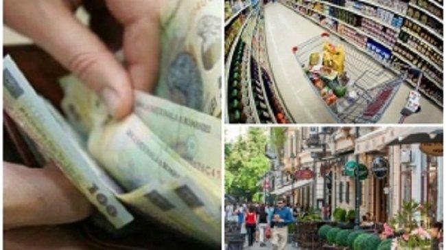 Rata anuală a inflaţiei a ajuns la cel mai mare nivel față de august 2013