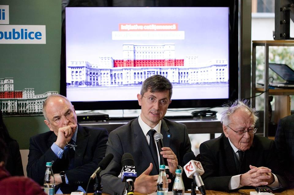 """USR anunță crearea Grupului de inițiativă a campaniei """"Fără penali în funcții publice"""""""