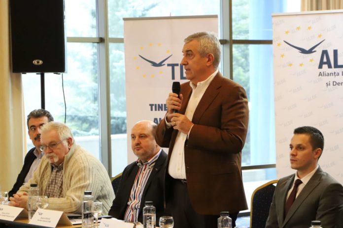 """TLDE a lansat proiectul """"România construită de tineri"""""""