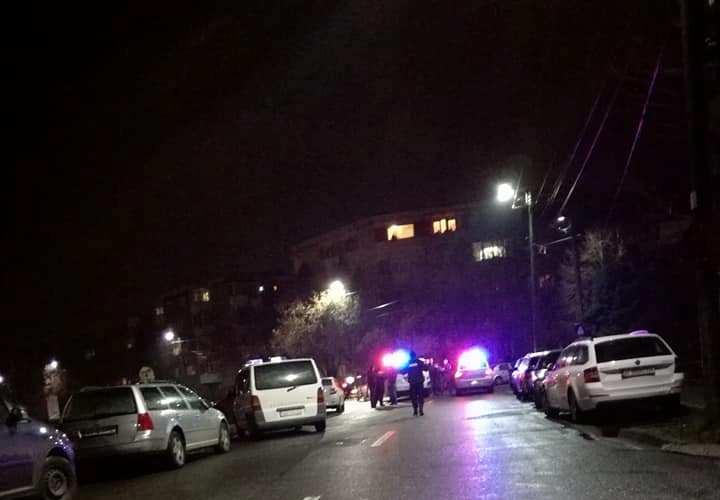 Polițiștii au aplanat un scandal între interlopi, în Micălaca