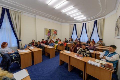 O nouă serie pentru cursul de Inspector Resurse Umane, la CCIA Arad