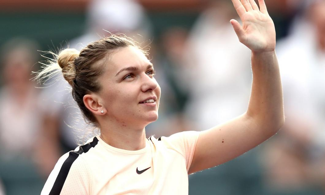 Halep s-a calificat în optimi la Indian Wells