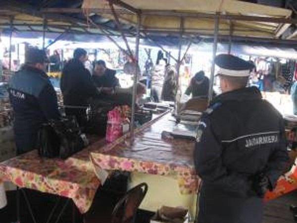 Amezi în valoare de 5.000 de lei pentru comercianții din Bocsig