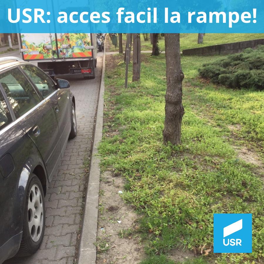 USR Arad propune facilitarea accesului mamelor cu cărucioare pe malul Mureșului