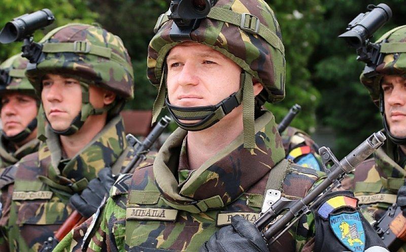 Începe recrutarea rezerviştilor voluntari ai Armatei, în Arad