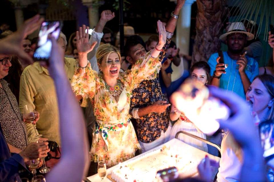 Cum și-a petrecut Loredana Groza ziua de naștere