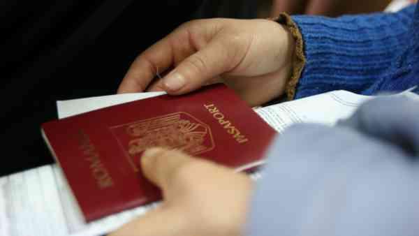 Termen prelungit pentru valabilitatea pașapoartelor electronice