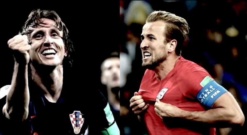 Croaţia – Anglia, meciul ce dă o finalistă a Cupei Mondiale