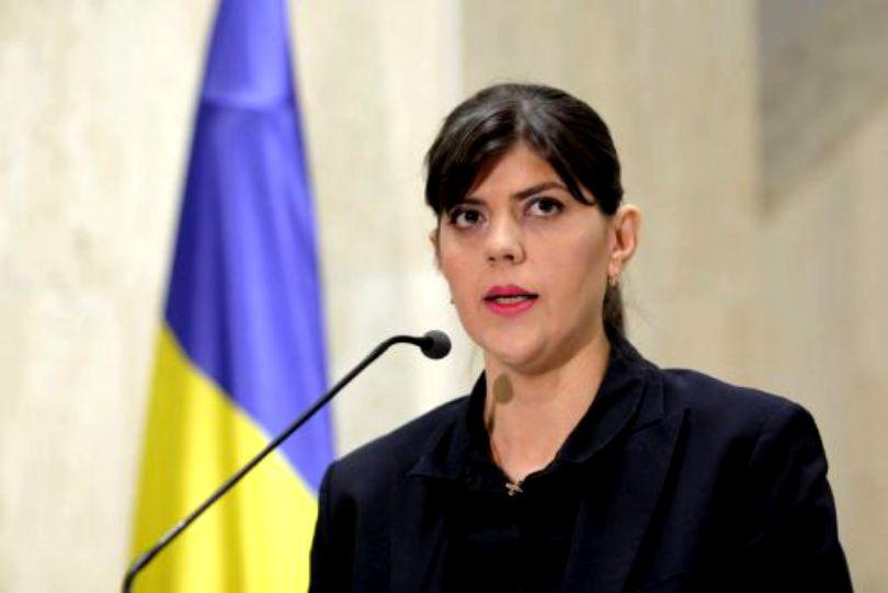 Laura Codruța Kovesi va activa ca procuror la Sibiu