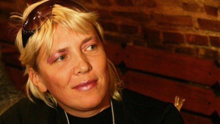 Silvia Dumitrescu, în doliu după Marina Procopie