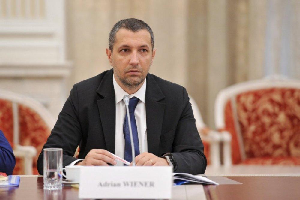 Adrian Wiener propune modificarea Legii privind reforma în domeniul sănătății