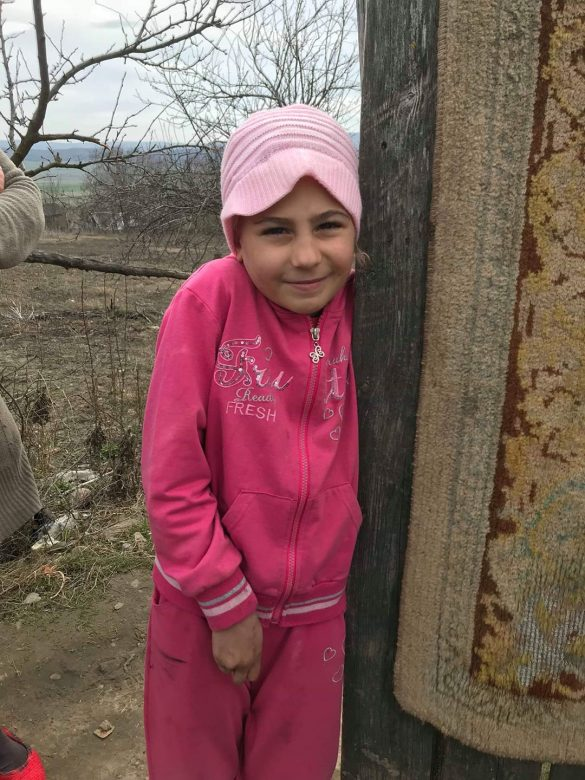 Alexandra i-a mobilizat pe arădeni pentru fetița din Vaslui, dar și pentru alți copii din aceeași zonă