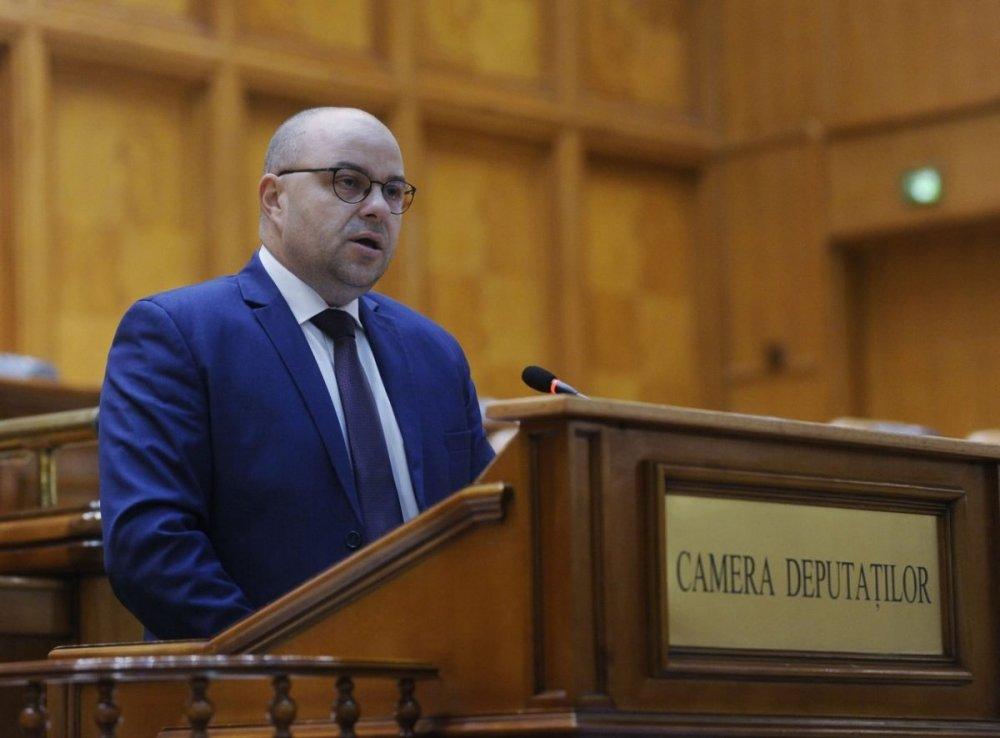 """Adrian Todor: """"Falcă majorează din nou impozitele, deși are 40 de milioane de euro necheltuite"""""""
