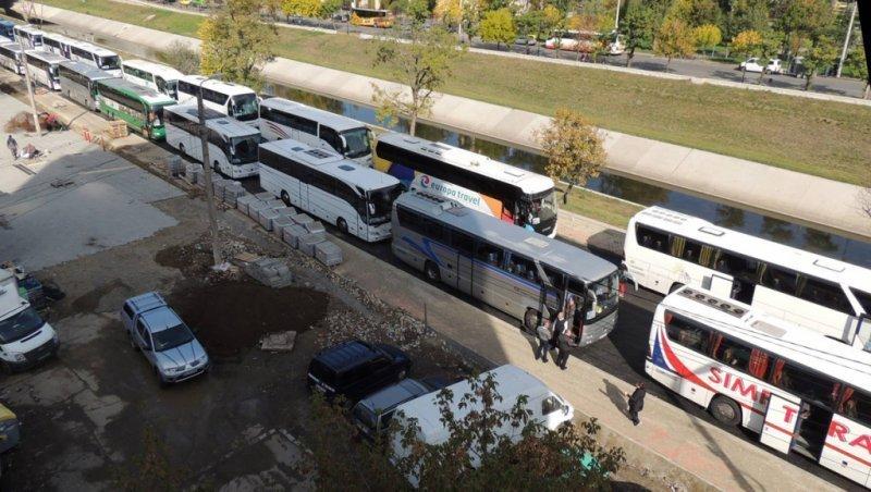Companiile de transport judeţean şi interjudeţean intră în grevă generală