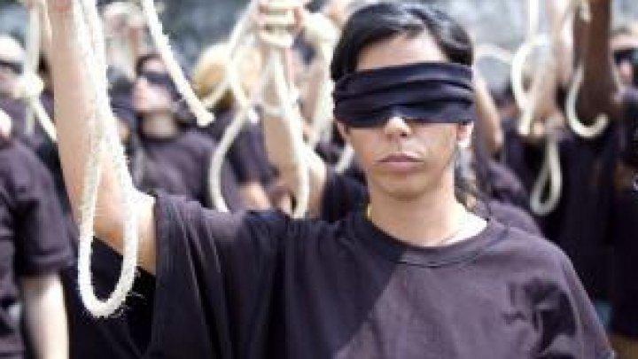 Ziua mondială de luptă împotriva pedepsei cu moartea este marcată anual la 10 octombrie