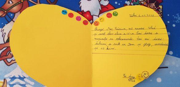 """Arădeanca Alexandra Timar și fabrica de zâmbete pentru Crăciun. A început campania """"Adoptă o scrisoare!"""" și """"Crăciun pentru bunici"""""""