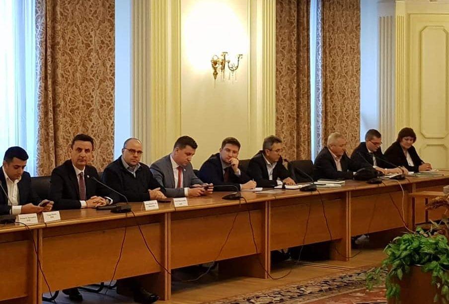 Situația gravă în care se află CET Arad a fost discutată în Parlamentul României