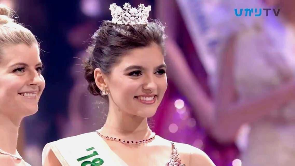 """Arădeanca Bianca Tirsin, pe locul IV la concursul """"Miss International 2018"""" din Tokyo"""
