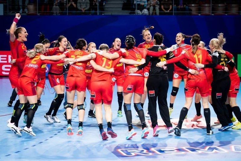 România a spulberat Norvegia, la Europeanul de handbal