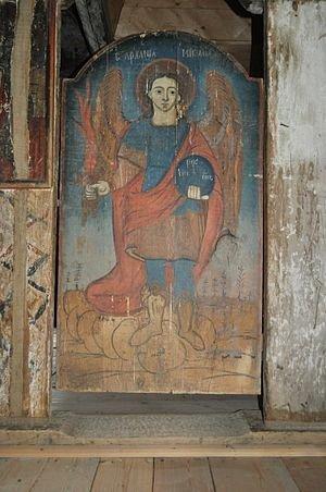 Istoria bisericii de lemn din Troaș