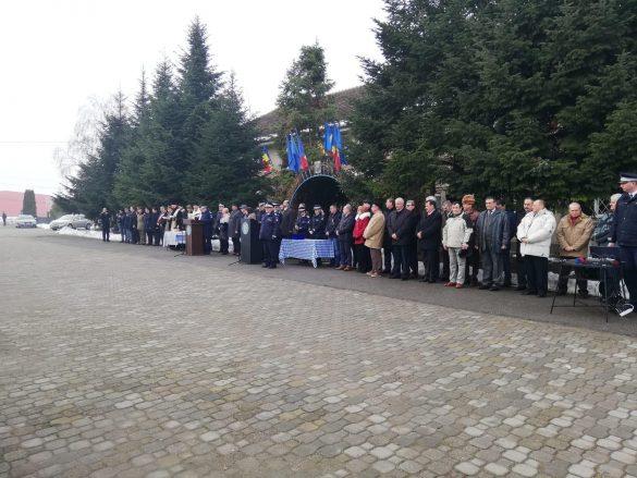 """(FOTO) PS Emilian Crișanul, la 100 de ani de la înființarea Jandarmeriei Arad: """"Sănătate, putere și ajutor de la Dumnezeu în slujirea Țării și a Bisericii"""""""