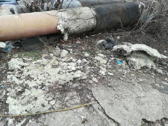 (FOTO) Situația căii ferate din Micălaca, reclamată de arădeni