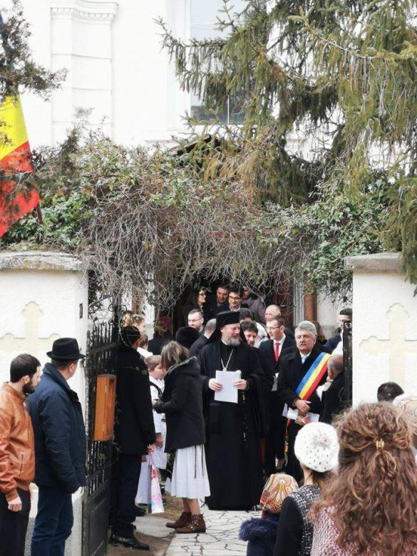 """(FOTO) Sărbătoare în comunitatea din Șeitin, în """"Anul omagial al satului românesc"""""""