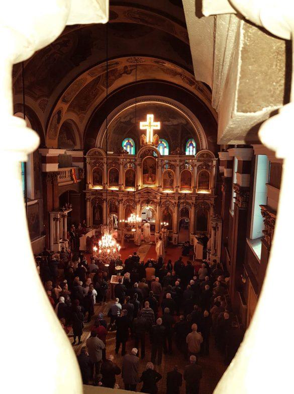 (FOTO) Duminica Ortodoxiei, sărbătorită de credincioșii arădeni