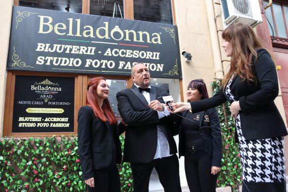 Bijuterii Arad Argint Belladonna pentru orice ocazie, accesorii femei şi studio foto fashion