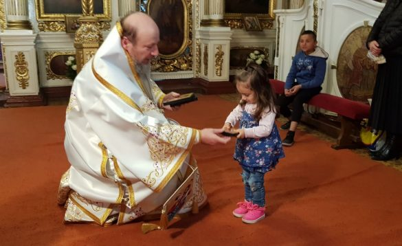 Doi ani de la înscăunarea PS Părinte Emilian Crișanul ca Episcop Vicar al Arhiepiscopiei Aradului